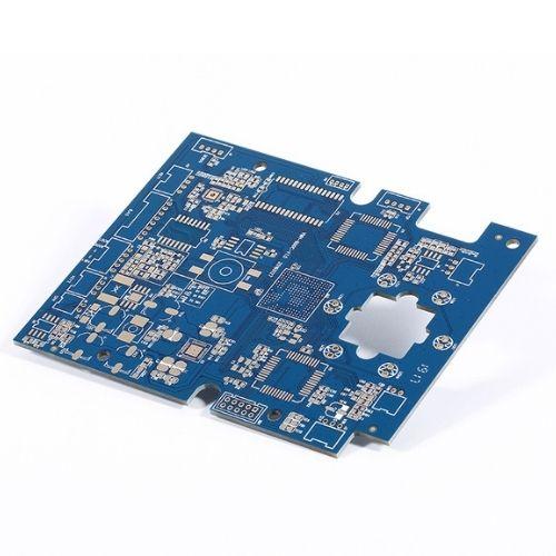 Electronic Boiler Reverse PCB