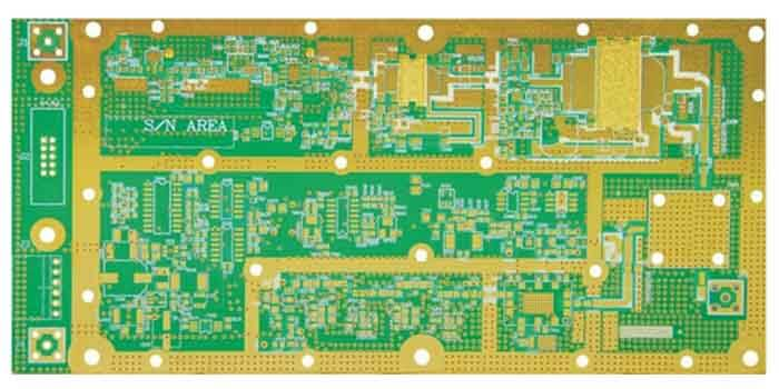 PTFE Laminate in Taconic PC
