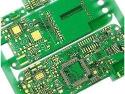 FR4-4L TG180 Hard Gold PCB