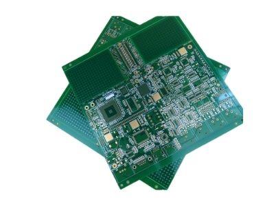 FR4 Castellated PCB (1)