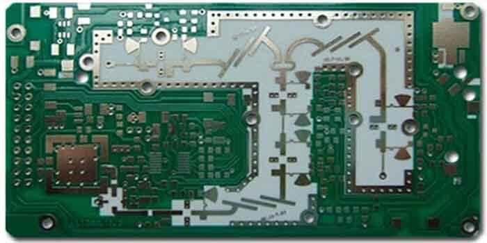 Rogers 4350b PCB