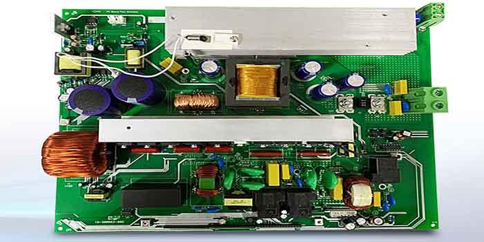 Inverter power board