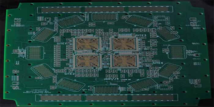 Industrial 14 Layer PCB Stackup