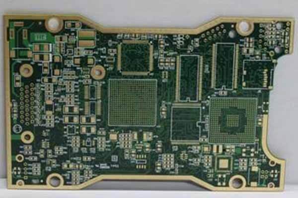 Soft Gold PCB