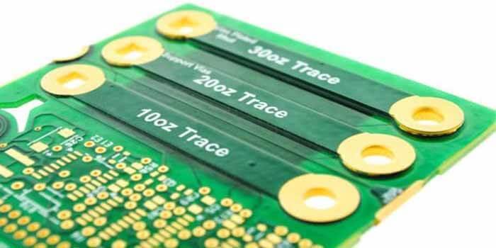 Heavy Copper Flex Circuit Boards
