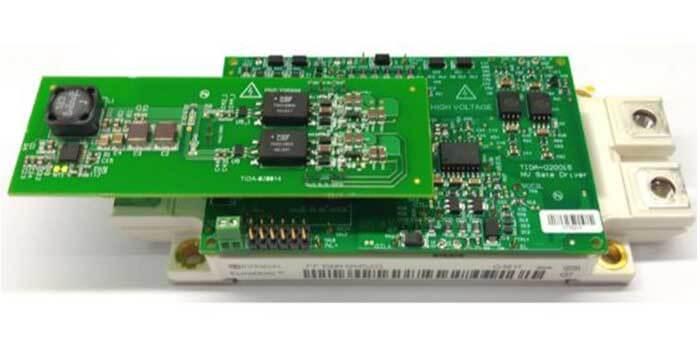 Customize Inverter Control Board