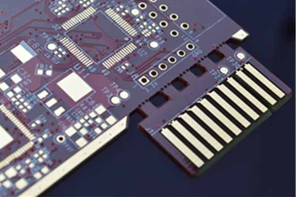 Thermal Resistive Hard Gold PCB