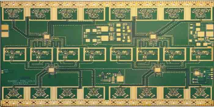 High Frequency In 14 Layer PCB Stackup