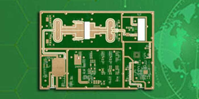 Cost-Effective RT_Duroid 5880 PCB