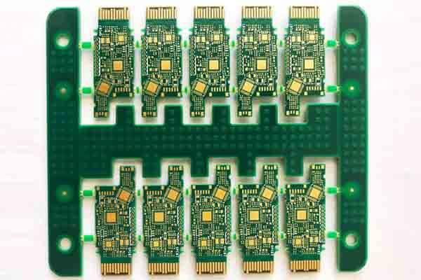 Electroplated Hard Gold PCB