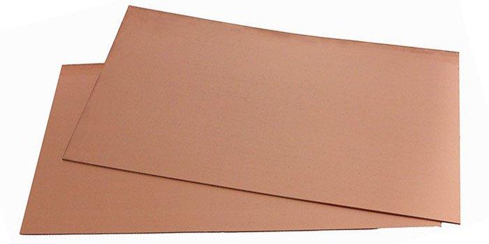 Copper Foil in Taconic Laminates