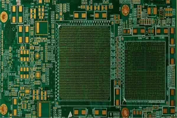 Hard Gold PCB Design
