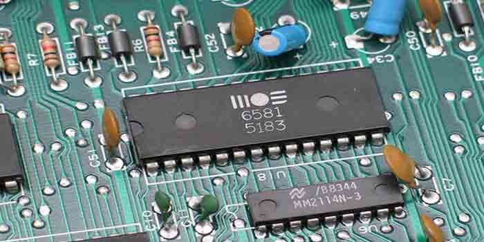 Widely Used Through-hole PCB Assembly