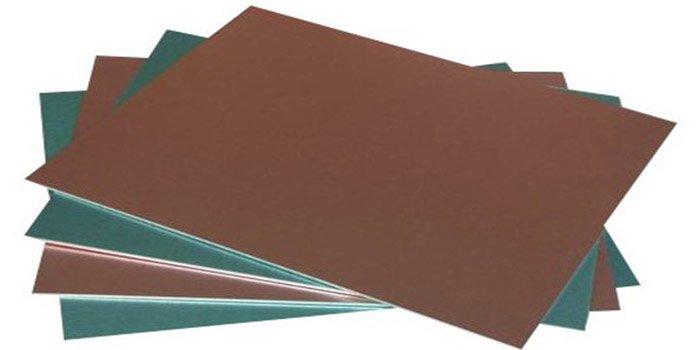 Copper Foil types in Taconic Laminates