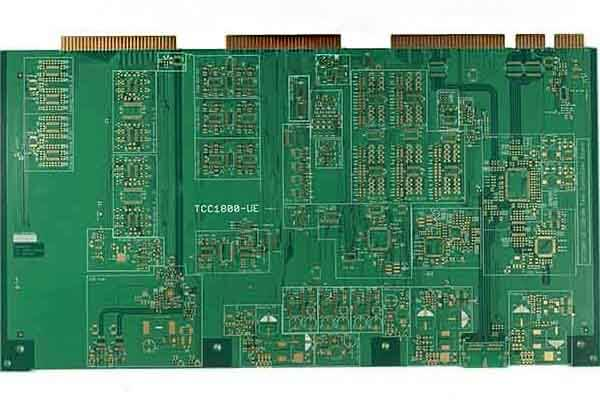 Hard Gold-Plated PCB