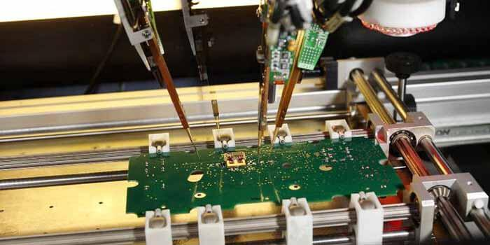 Through-hole PCB Assembly Testing