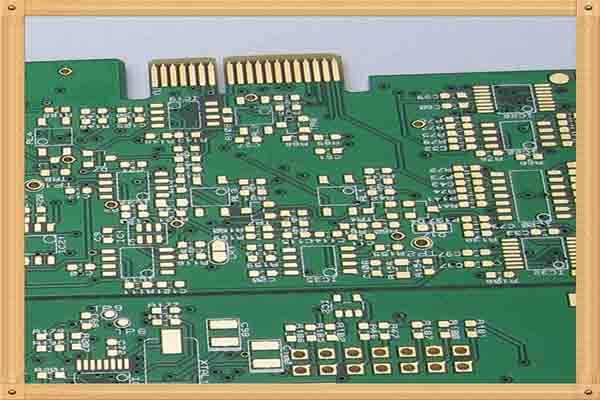 Effective Hard Gold PCB