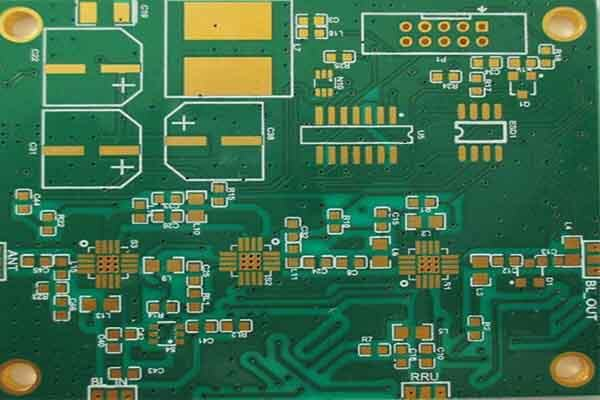 Highly Durable Through-hole PCB Assembly