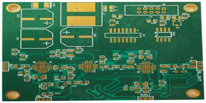 Rogers PCB has thing conductive layer
