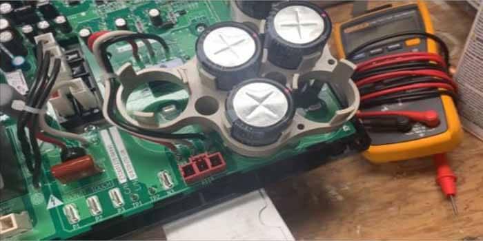 Test My Inverter Control Board