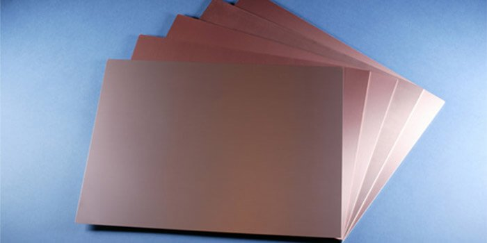 The standard thickness of Rogers 3003 laminate material