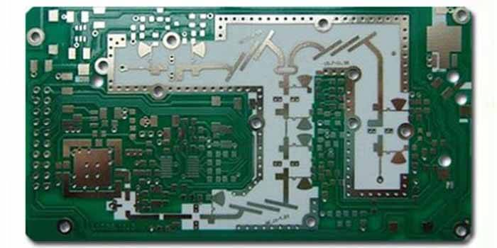 Rogers RT_Duroid 5880 PCB