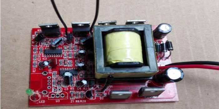 Inverter Control Board in Circuits