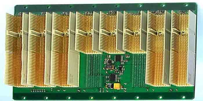 Manufacturing Process Of A Backplane PCB
