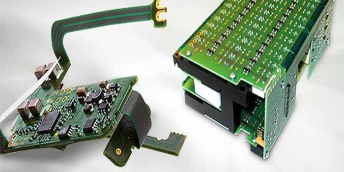 Rigid Flex High Power PCB