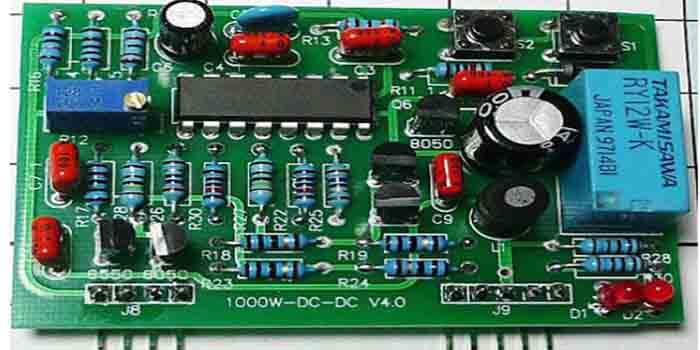 Uses of an Inverter Control Board