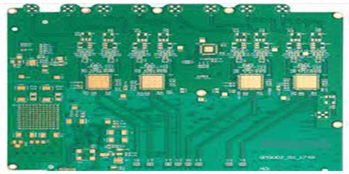 Military PCB layout