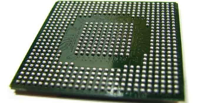 Ball Grid Array SMD Components