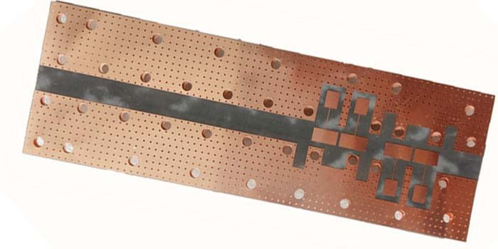 Rogers 5880 PCB With Low Decomposition Temperature