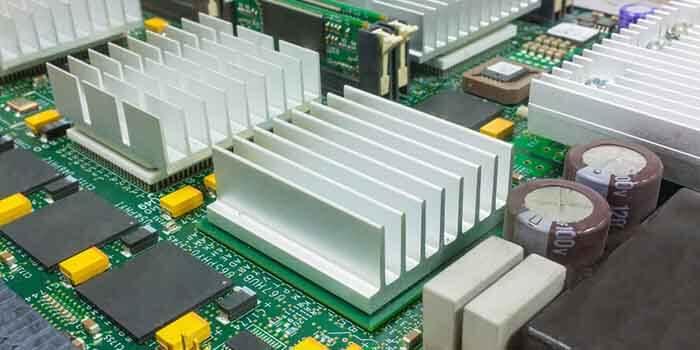 Heat Sinks of High Power PCB