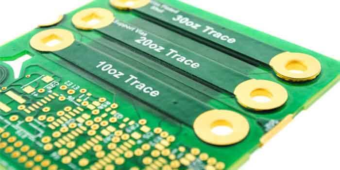 Trace Thickness of High Power PCB