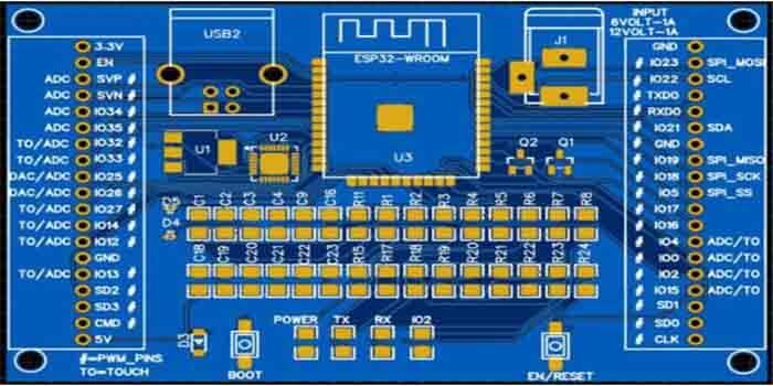 Uses of 12 Layer PCB