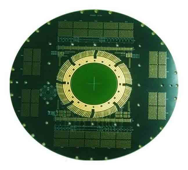 Design Of A IC Substrate