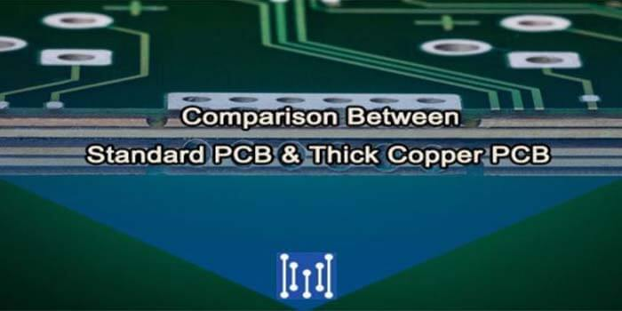 Difference Between Standard PCB And Thick Copper PCBs