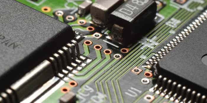 Highly Functional SMD PCB Assembly