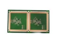 HDI PCB with Edge-Plated
