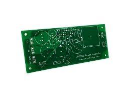 High Voltage Audio Amplifier PCB