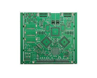 Immersion Silver Surface Finish PCB