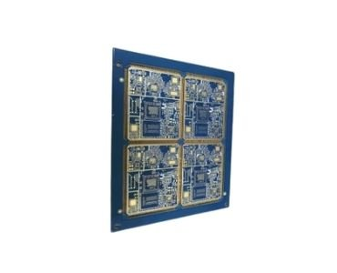 Layers Half Hole Smart Wearable Device PCB
