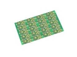 Multi-layer PCB Hard Gold Castellated Holes (1)