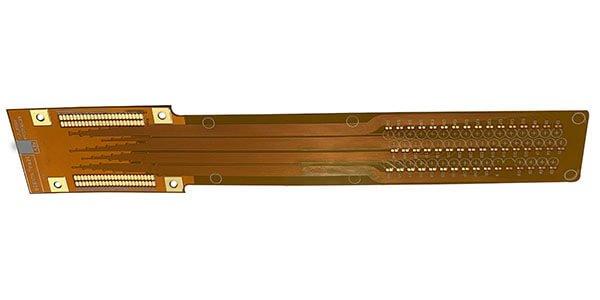 Multilayer flex PCB