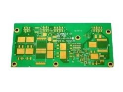 Printed Circuit Board with Hard Gold Thickness