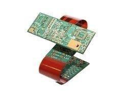 Rigid-flex Wearable Device PCB Board