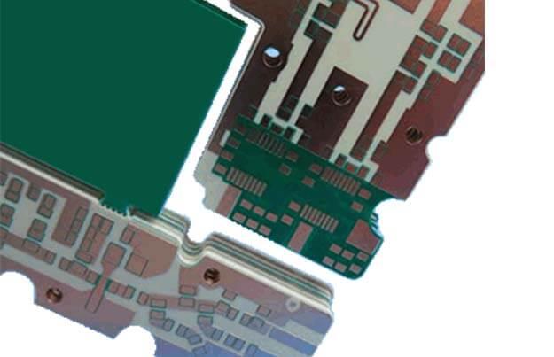 Rogers 4003c PCB