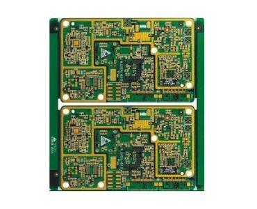 Rogers4350B Edge Plating PCB