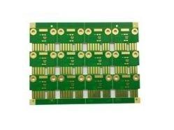 Rogers4350b Flash Hard Gold PCB Circuit Board
